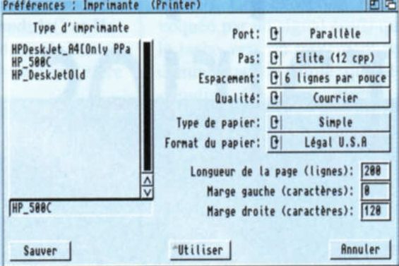 HP 500C