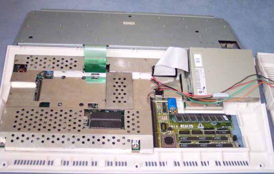 Installer un disque dur 2,5