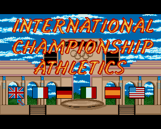 International Championship Athletics