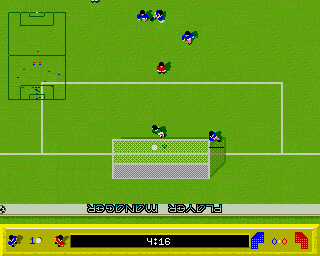 Simulations de football