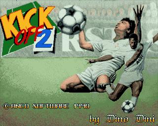 Kick Off 2: Winning Tactics