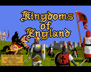 Kingdoms Of England