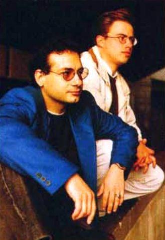 Laurent Cluzel et Nicolas Choukroun