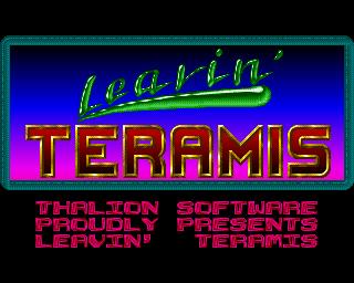Leavin' Teramis