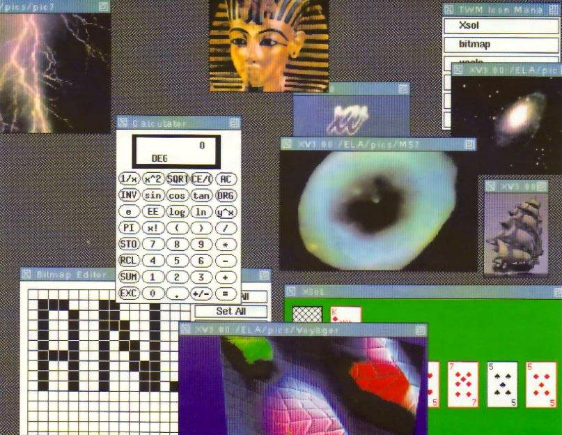 Linux Amiga