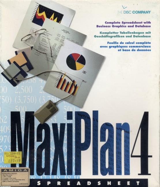 Maxiplan 4