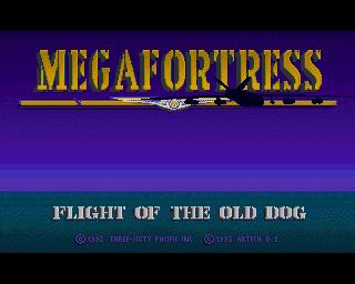 Megafortress: Flight Of The Old Dog