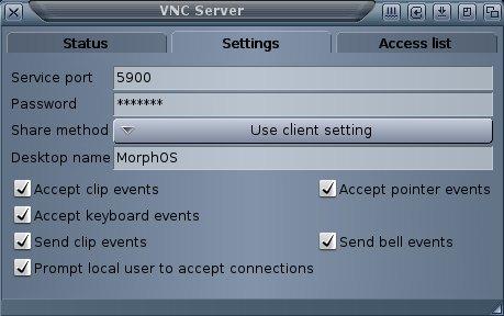 MorphOS 3.6