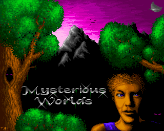 Mysterious Worlds