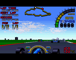 Nigel Mansell's World Championship AGA