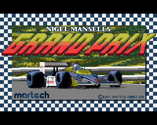 Nigel Mansell's Grand Prix