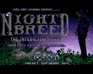 Nightbreed: The Interactive Movie