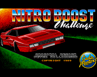 Nitro Boost Challenge