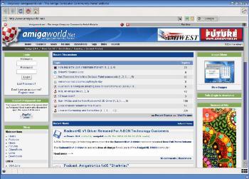 Odyssey Web Browser 1.23