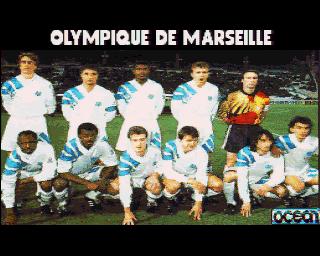 Olympique De Marseille Super Football