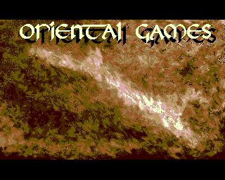 Oriental Games