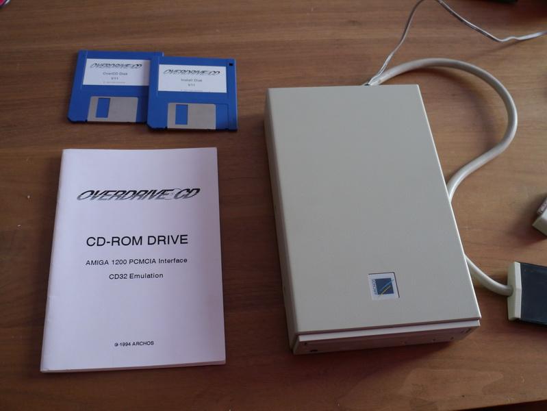 Overdrice CD