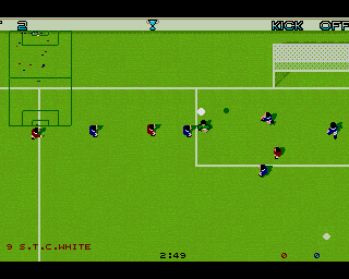 Simulations de football