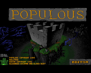 Populous World Editor