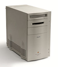 Power Macintosh 8100