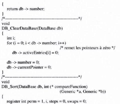Programmation par objet