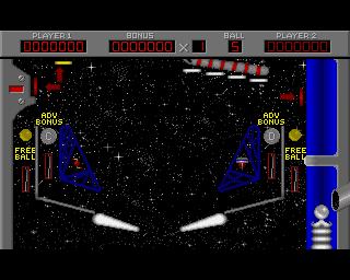 Quiksilver Pinball Simulator