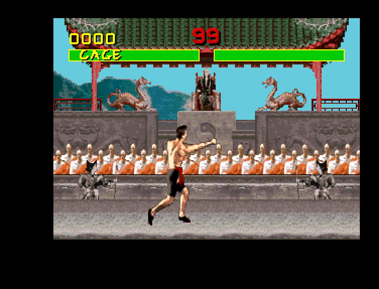 réadaptation de Mortal Kombat