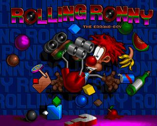 Rolling Ronny: The Errand-Boy