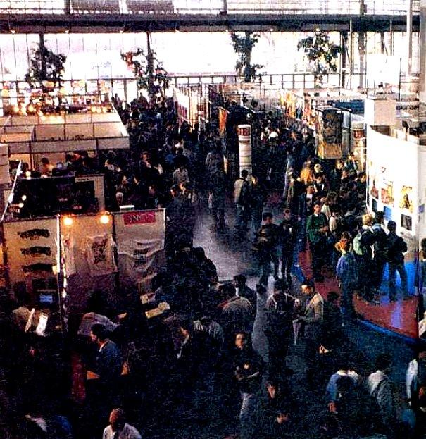 Salon de la Micro 1990