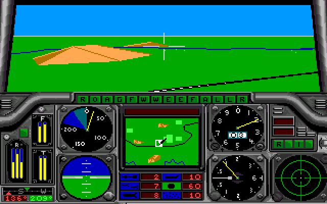 Simulateurs de vol