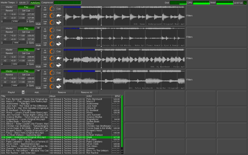 SoundBankster