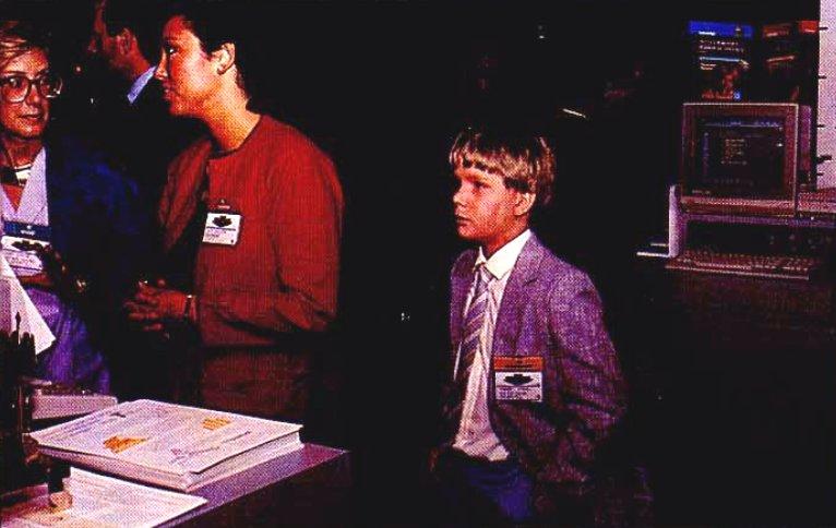 Summer CES 1986