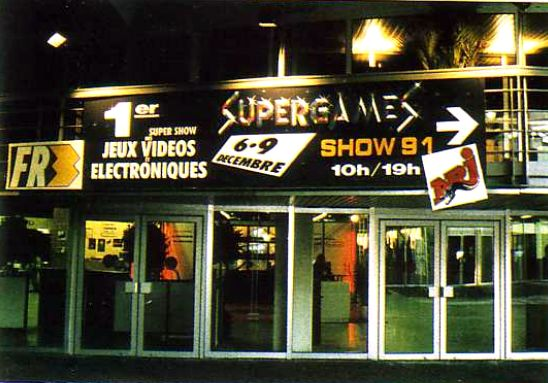 Supergames Show