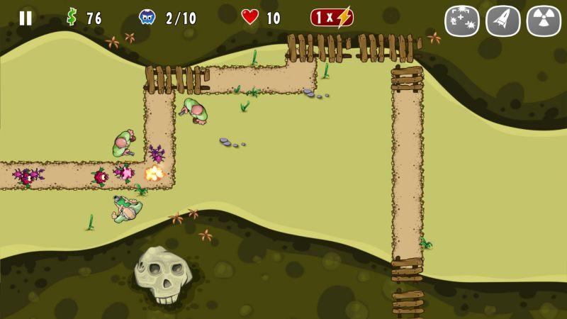 Swamp Defense 2
