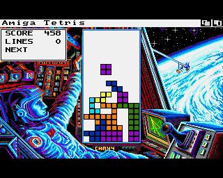 Tetris sur Amiga