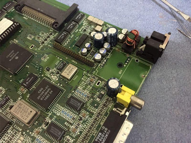Transformer la sortie antenne en sortie VGA