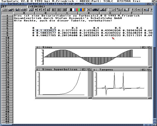TurboCalc 2.0