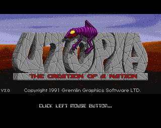 Utopia: The New Worlds