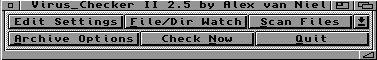 Virus Checker II