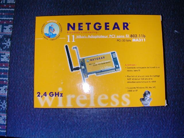 Carte Wi-Fi