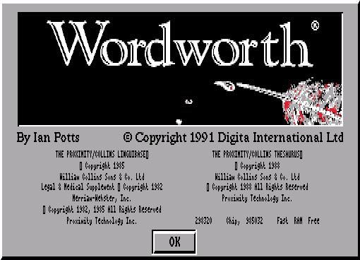 Wordworth 1.1