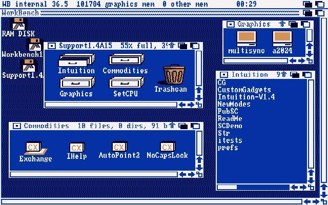 Workbench 1.4