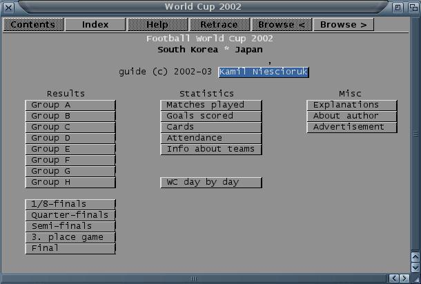 World Cup 2002 Guide