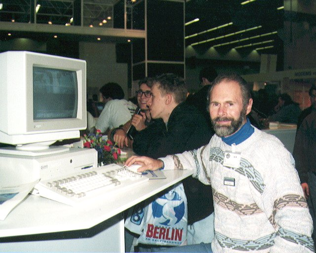 World Of Amiga 1992