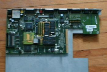 Carte mère Amiga 1200