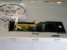 Découpage de l'Amiga 1200