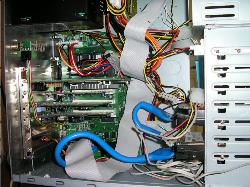 L'intérieur de la Xtreme 1200