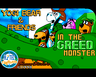 Yogi Bear And Friends In The Greed Monster