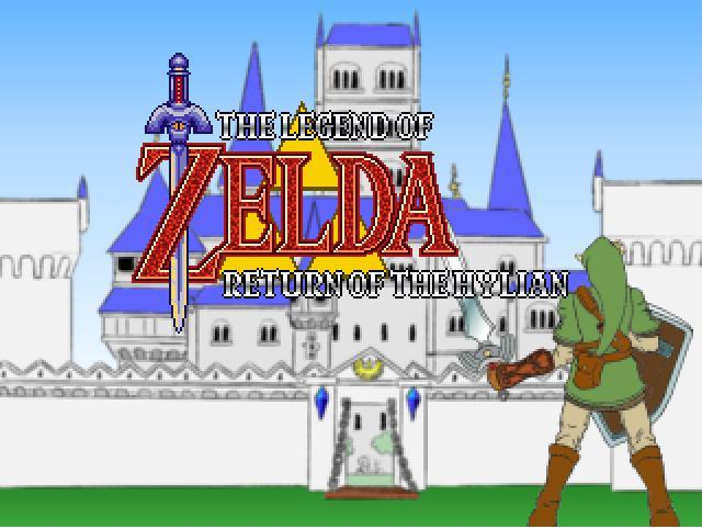 Zelda : Return of the Hylian