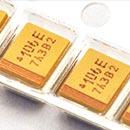 Condensateurs au tantale
